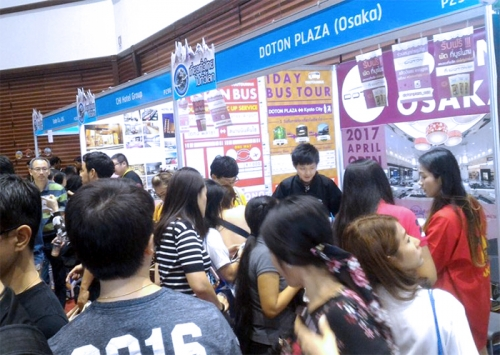 TITF(Thai International Travel Fair)が無事に終わりました!